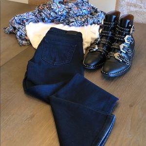 True Religion Flare Leg Jeans Size 30